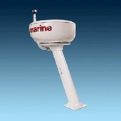 Aft Leaning Radar Mount 24 in